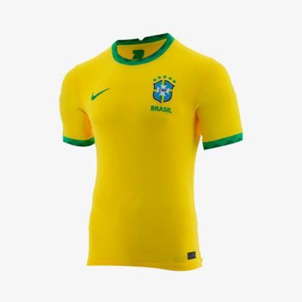 Oferta de Nike Camiseta Brasil Oficial - Copa América 2021 por 69,93€