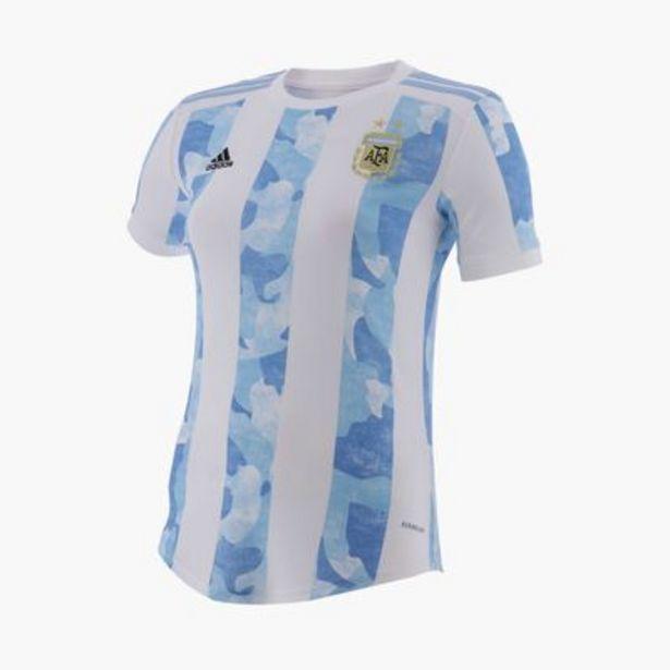 Oferta de Adidas Camiseta Argentina Mujer - Copa América 202 por 69,93€