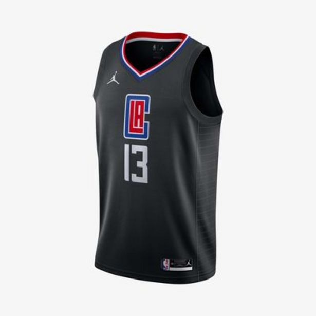 Oferta de Jordan NBA Swingman Paul George Clippers Statement por 83,93€