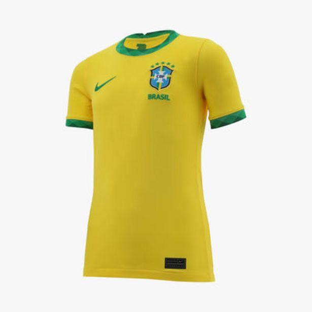 Oferta de Nike Camiseta Brasil Niño - Copa América 2021 por 44,95€