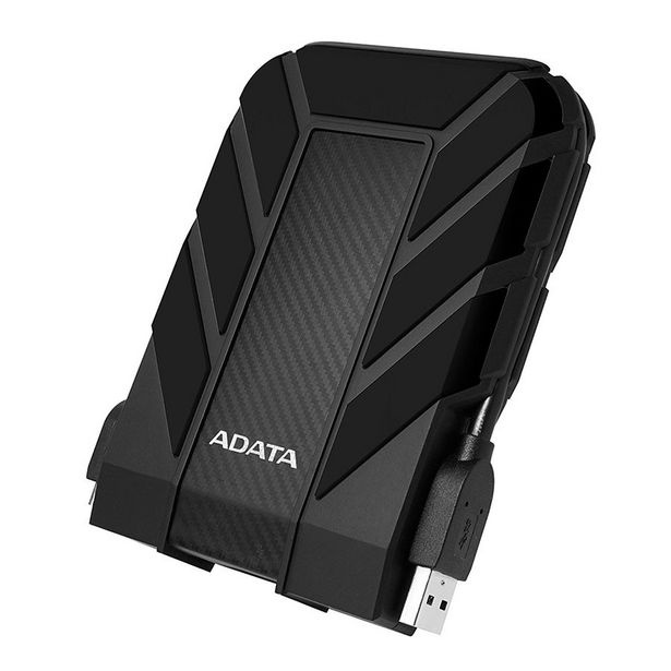 Oferta de DISCO DURO EXT 2.5 ADATA 1TB 3.1 HD710PRO ANTI GOLPES-AGUA NEGRO (3A) por 80,34€