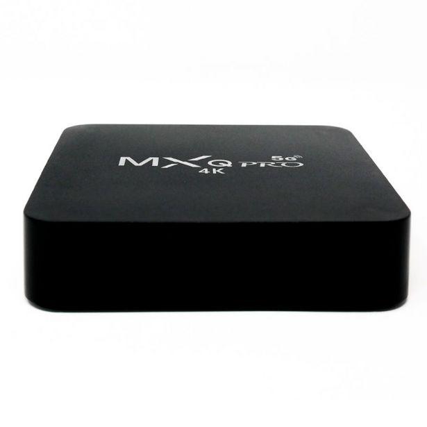 Oferta de TV BOX SMART ANDROID 32GB RAM - 512GB ROM WIFI por 35,7€