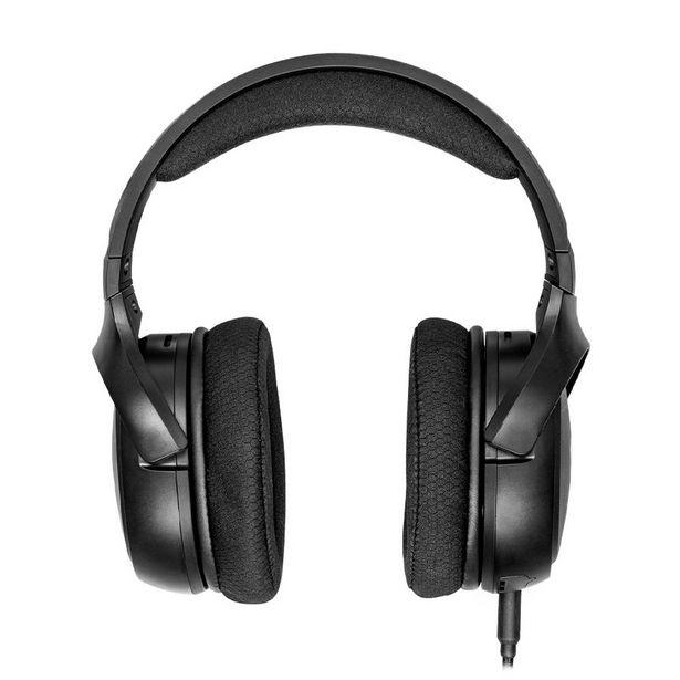 Oferta de HEADSET COOLER MASTER H630 GAMER ALAMBRICO 1.5 METROS 3.5mm Negro por 84,81€