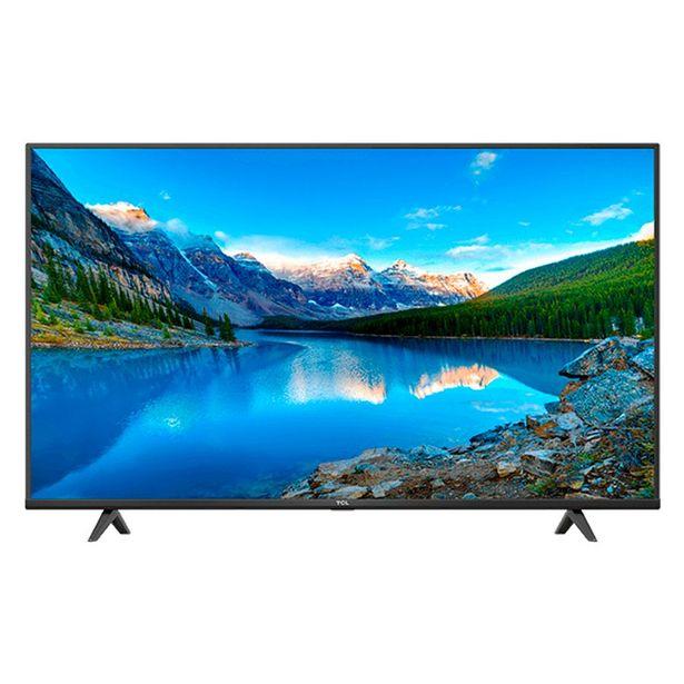"Oferta de TELEVISOR-TV TCL 55"" LED SMART 4K UHD ANDROID por 624,99€"
