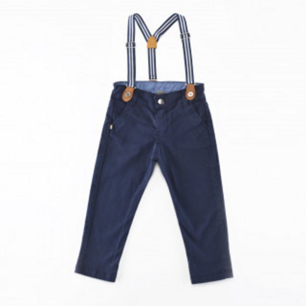 Oferta de Pantalon con tirantes por 28,87€