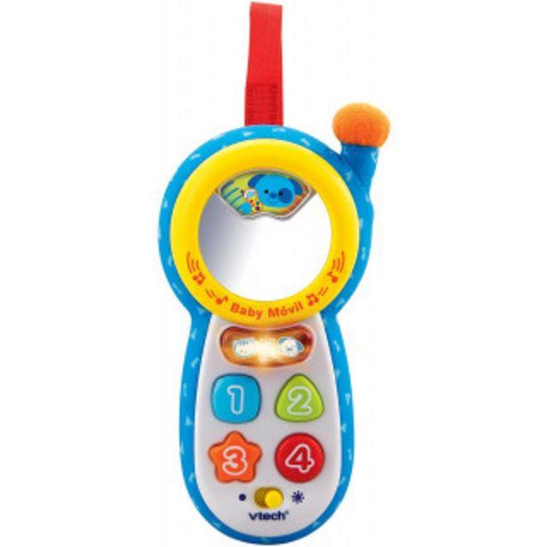 Oferta de BABY MOVIL TELEFONO AZUL por 10,66€
