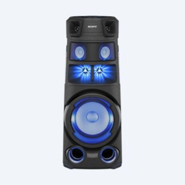 Oferta de Sistema de audio de alta potencia V83D con tecnología BLUETOOTH® por 979€