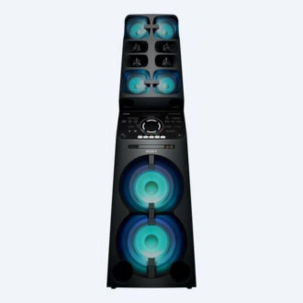 Oferta de Equipo de sonido MUTEKI V90 por 1280€