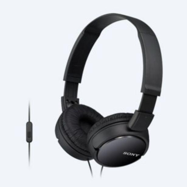 Oferta de Audífonos de diadema MDR-ZX110 por 23€