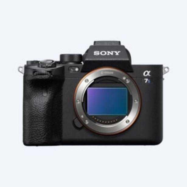 Oferta de Alpha 7S III con capacidad profesional de videos/fotos por 4399€