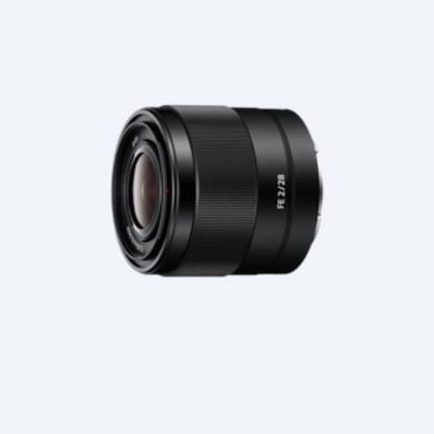 Oferta de FE 28mm F2 por 599€