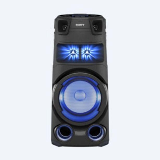 Oferta de Sistema de audio de alta potencia V73D con tecnología BLUETOOTH® por 864,01€
