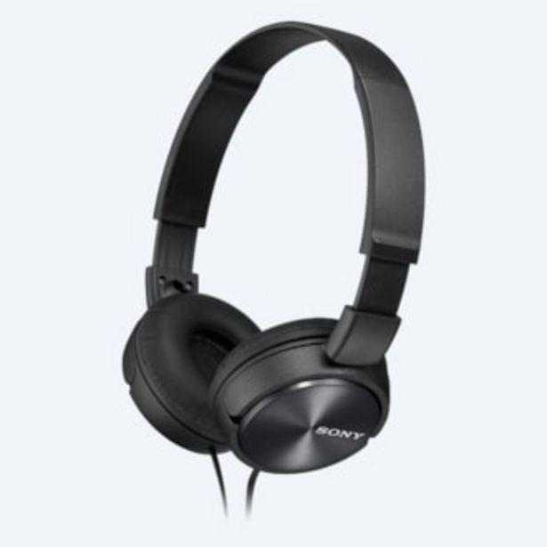 Oferta de Audífonos MDR-ZX310/ZX310AP por 27€