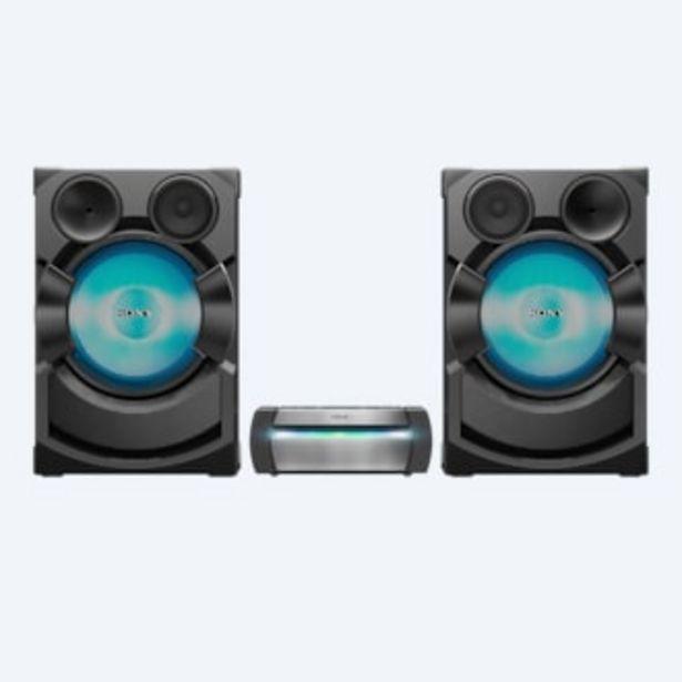 Oferta de Sistema de audio en casa de alta potencia con DVD por 1154€