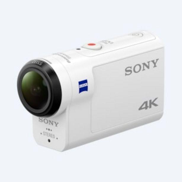 Oferta de Action Cam FDR-X3000 4K con Wi-Fi® y GPS por 616€