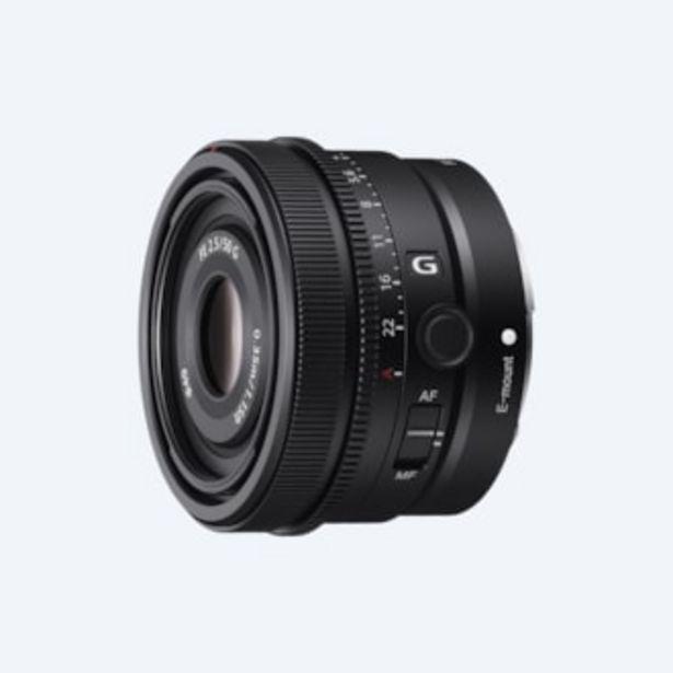 Oferta de FE 50 mm F2.5 G por 598,98€