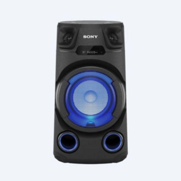 Oferta de Sistema de audio de alta potencia V13 con tecnología BLUETOOTH® por 373€