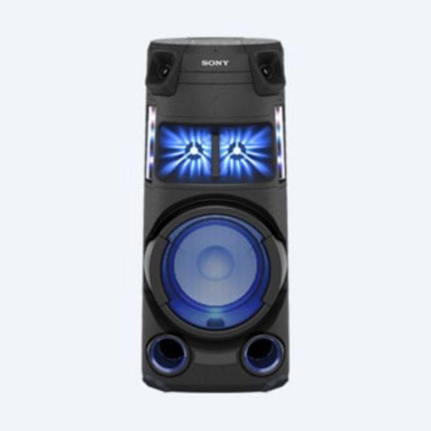Oferta de Sistema de audio de alta potencia V43D con tecnología BLUETOOTH® por 587€