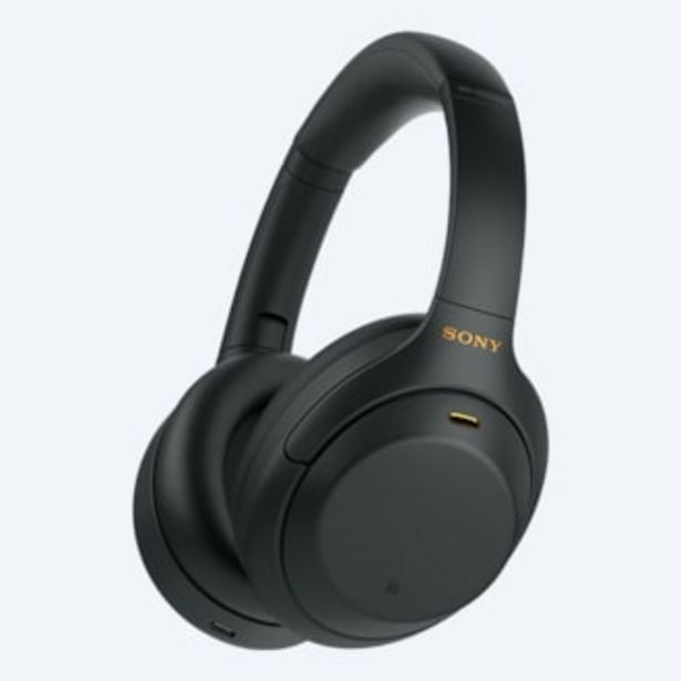 Oferta de Audífonos inalámbricos con noise cancelling WH-1000XM4 por 449,9€