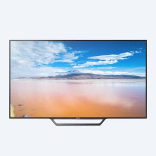 Oferta de W60D | LED | HD Ready/Full HD | Smart TV por 399€