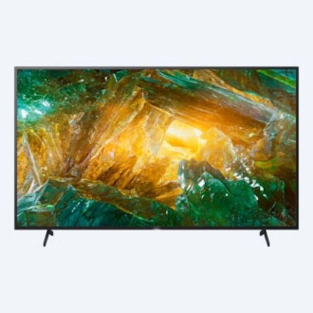 Oferta de X80H | 4K Ultra HD | Alto rango dinámico (HDR) | Smart TV (Android TV) por 3499€