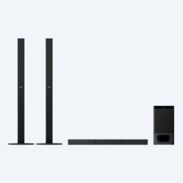 Oferta de Barra de sonido para Teatro en Casa de 5.1 canales con tecnología Bluetooth® | HT-S700RF por 640€