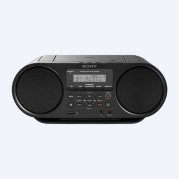 Oferta de Boombox con CD y Bluetooth® por 145€