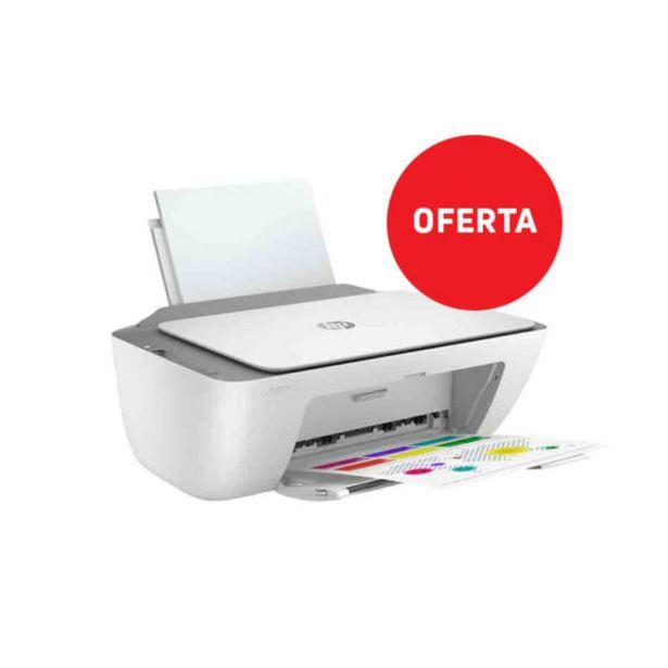 Oferta de  Impresora Multifunción Inalámbrica Hp 2775 por 71,9€