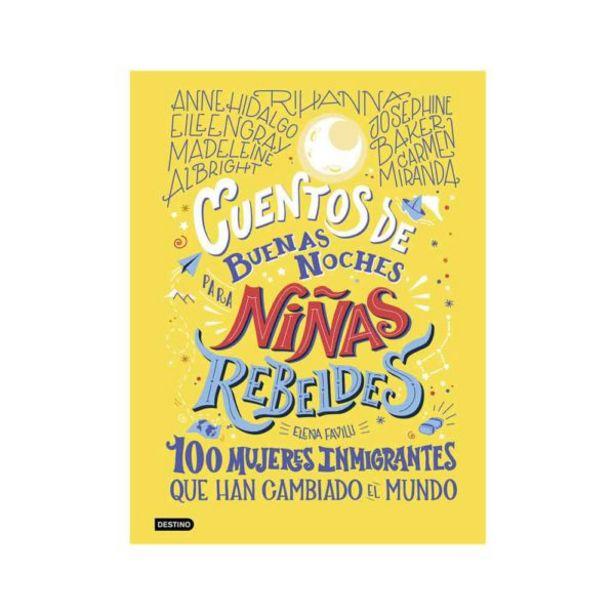 Oferta de  Libro Cuentos De Buenas Noches Para Niñas Rebeldes 3 –... por 15,85€