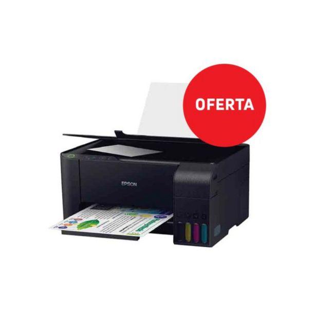 Oferta de  Impresora Multifunción Inalámbrica Epson L3150 por 318,2€