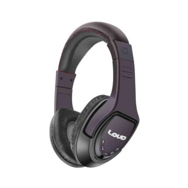 Oferta de  Audífonos Bluetooth Loud Mx333 por 25,5€