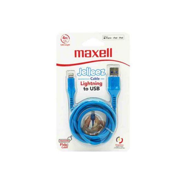 Oferta de  Cable Usb Tipo Lightning Jelleez Celeste por 15,5€