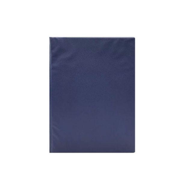 Oferta de  Carpeta Oficio 2x 25 Doble Anillo – Azul por 1,85€