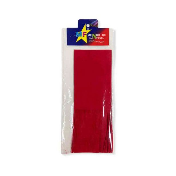 Oferta de  Papel Para Envoltura De Huevito Faldiquero Rojo – 50 U... por 1,4€