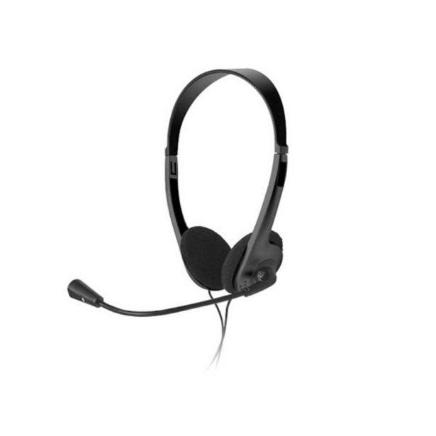 Oferta de  Audífono + Micrófono Xtech On Ear Tipo Diadema por 4,91€