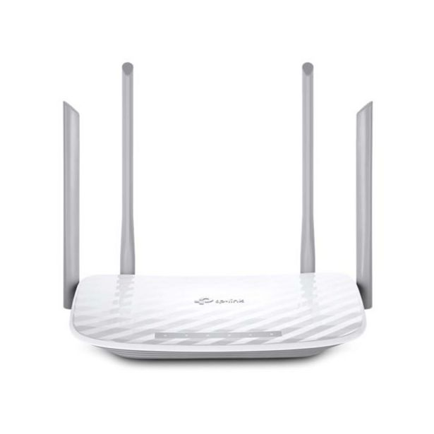 Oferta de  Router inalámbrico DuaL Band Ac 1200Mbps 4 Antenas – T... por 40,15€