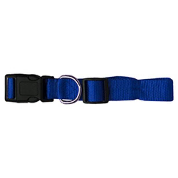 Oferta de Collar Azul para Mascota Grande por 2,72€