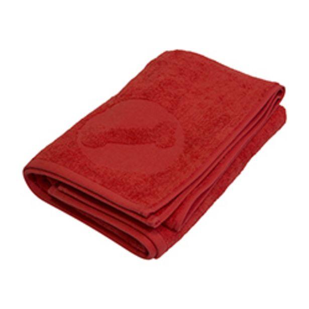 Oferta de Toalla para Mascota Pet Towel Rojo por 8,99€