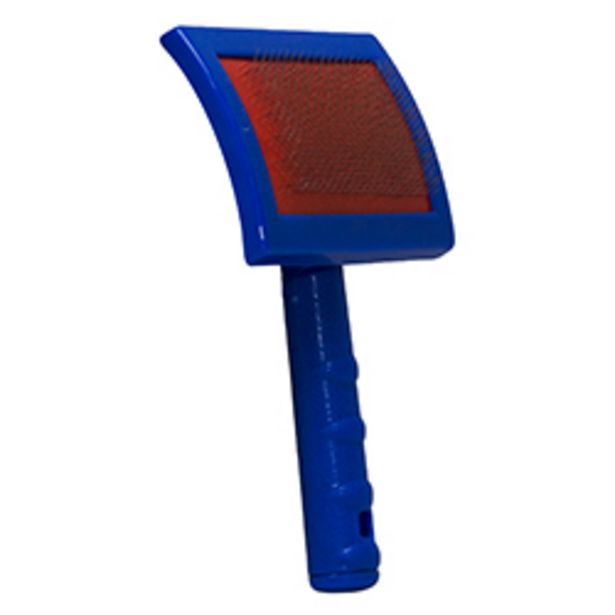 Oferta de Cepillo Azul para Mascotas 19.5cm por 3,1€