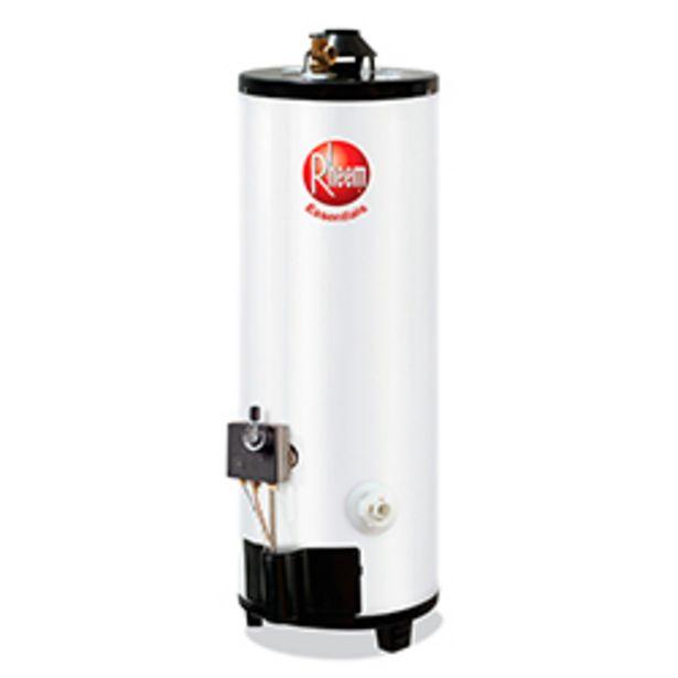 Oferta de Calentador de Agua 30 Galones a Gas Rheem por 899,98€