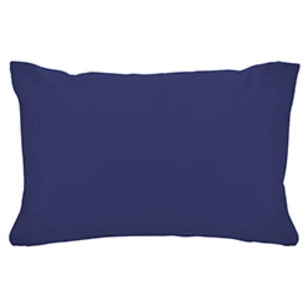 Oferta de Funda de Almohada Azul Chateau por 3,72€