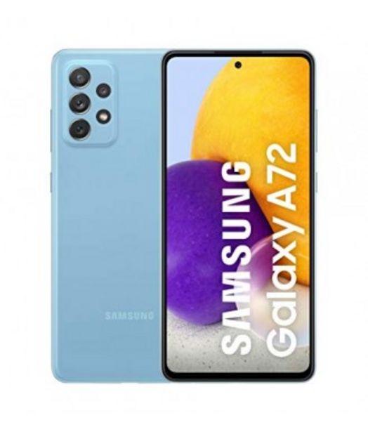Oferta de CELULAR SAMSUNG A72 128 GB por 642,68€