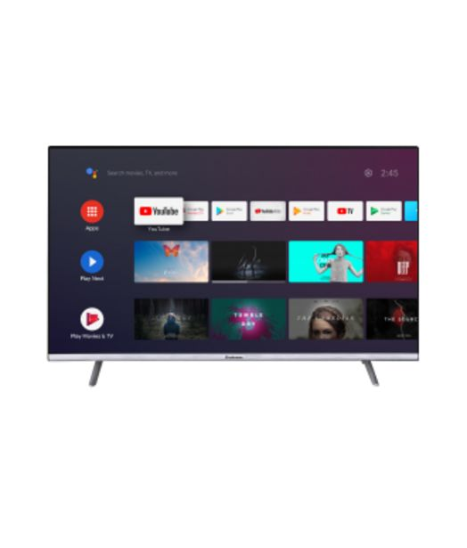 Oferta de LED INDURAMA 32TISE20AHD SMART TV ANDROID 9.0 por 385,71€