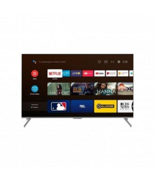 Oferta de LED INDURAMA 55TISG3AUHD SMART TV ANDROID 10.0 por 883,48€