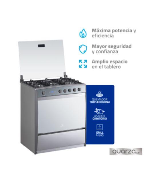 Oferta de Cocina Indurama Montecarlo Quarzo Plus Croma 5Q por 881,76€