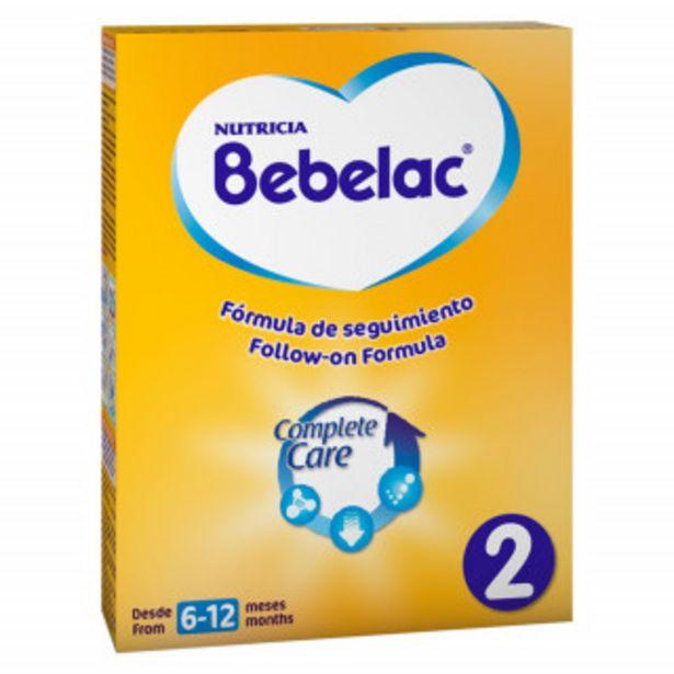 Oferta de Bebelac 2 Polvo 6 - 12 Meses Lata Con 200 g por 3,56€