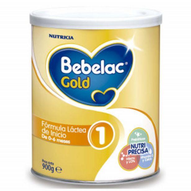 Oferta de Bebelac Gold 1 Polvo 0 - 6 Meses Lata Con 900 g por 16,7€