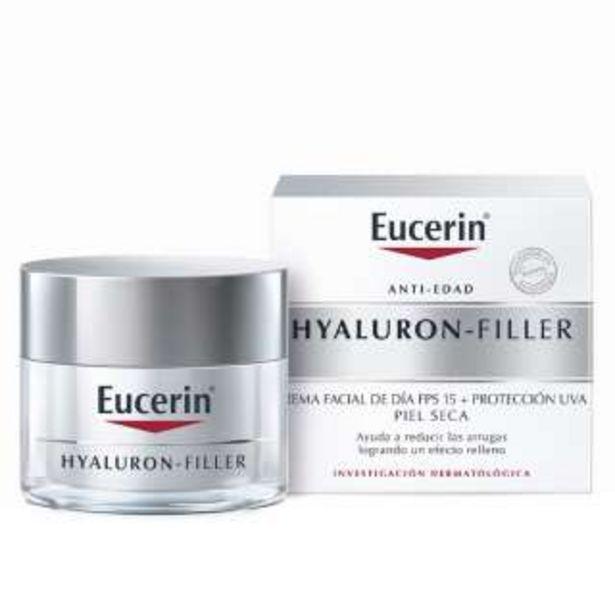 Oferta de Eucerin Hyaluron Filler Crema Facial Elastina Dia Con 50 mL por 32,97€