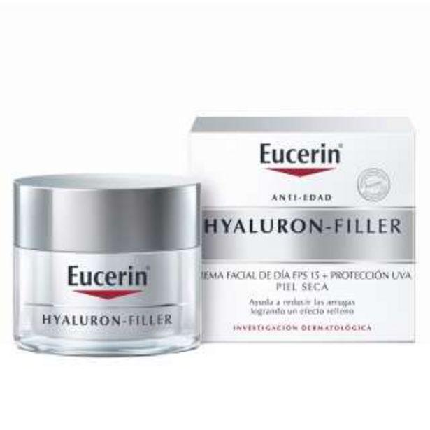 Oferta de Eucerin Hyaluron Filler Crema Facial Dia Con 50 mL por 32,51€