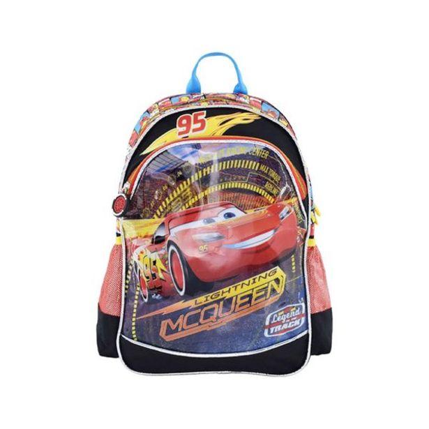 Oferta de Mochila kids Escolar Cars Negro por 36,99€
